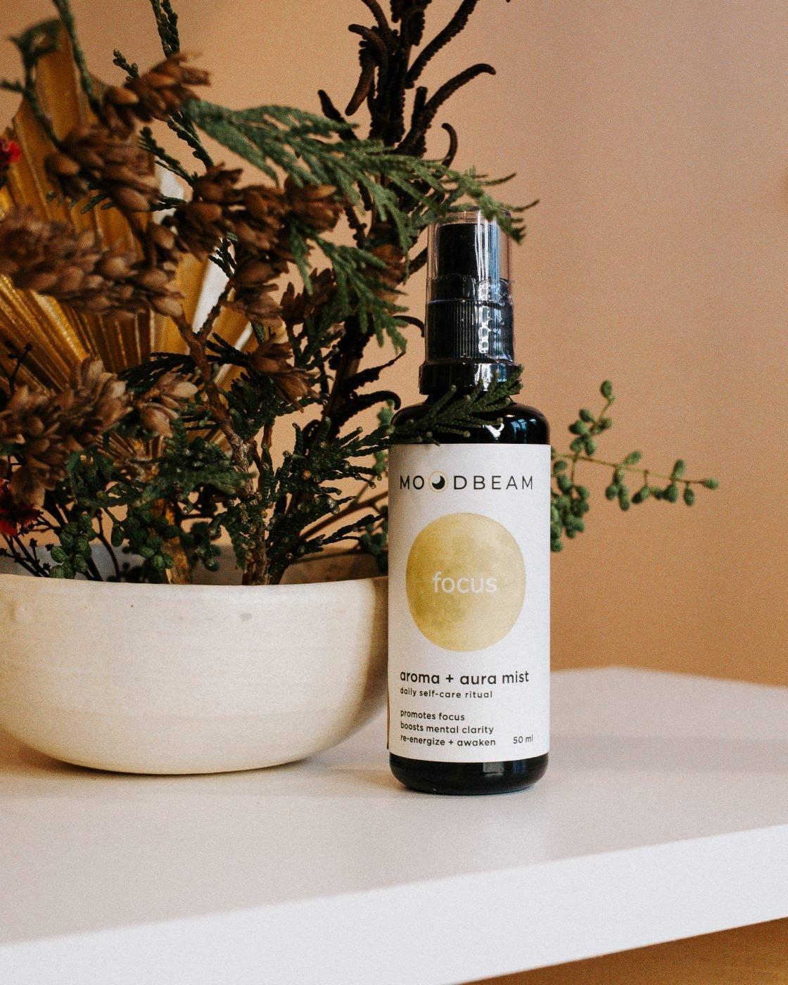 focus spray from moodbeam