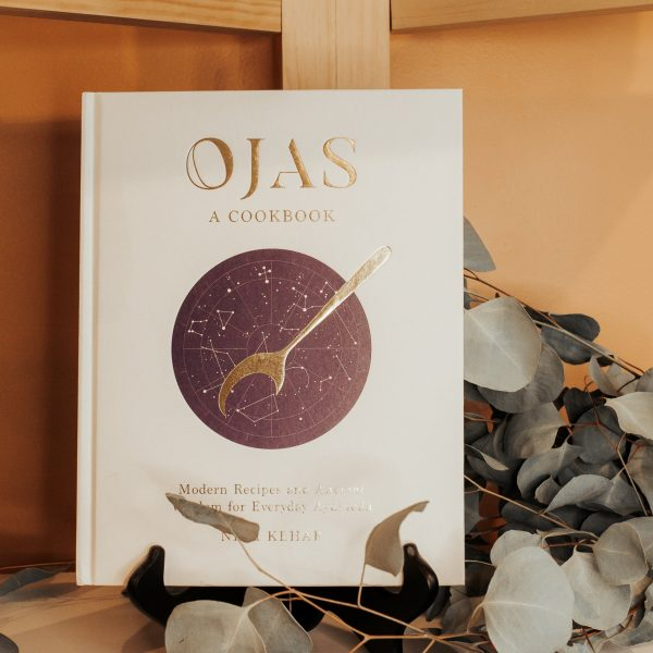 ojas Ayurvedic cookbook