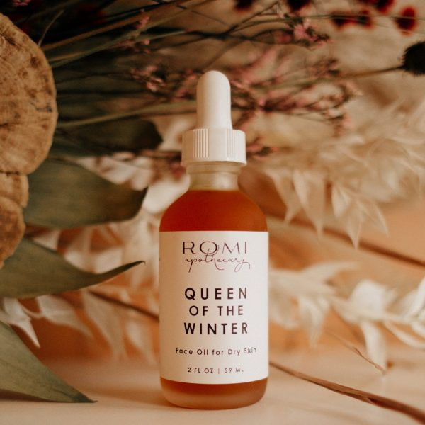 queen of winter oil from romi apothecary