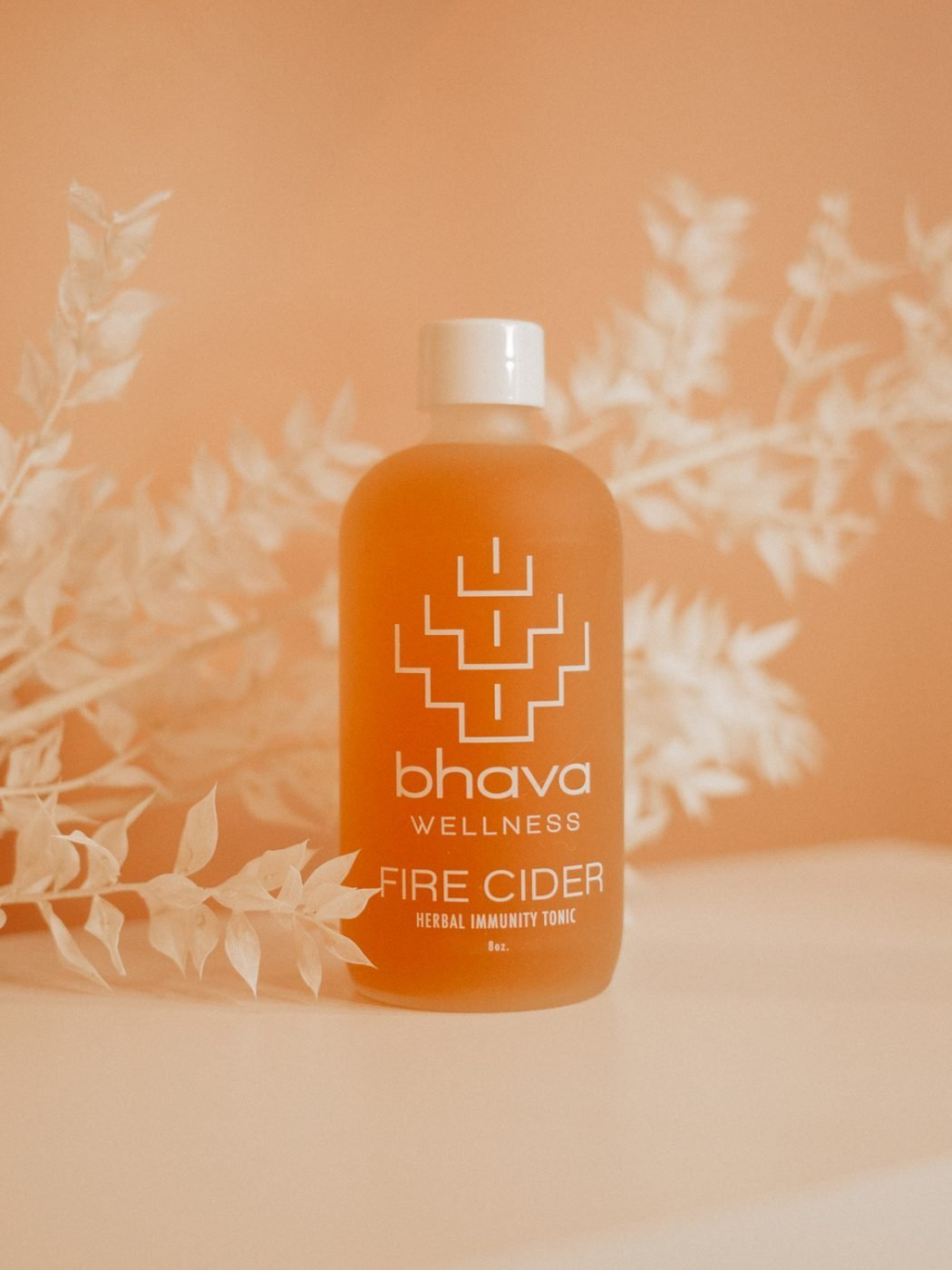 bhava wellness fire cider immunity tonic