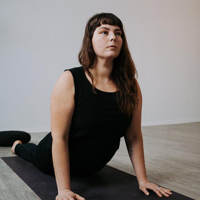 Yoga Teacher Jaime DeSmit
