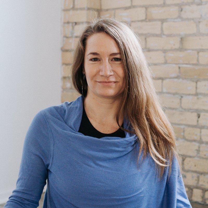 rebecca curland yoga teacher
