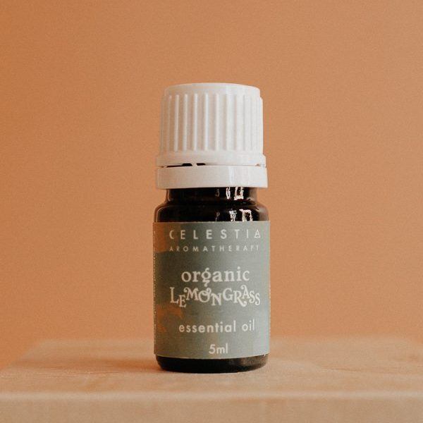 lemongrass essential oil by celestia aromatherapy