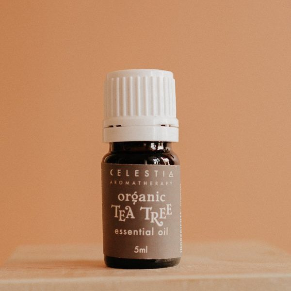tea tree essential oil by celestia aromatherapy