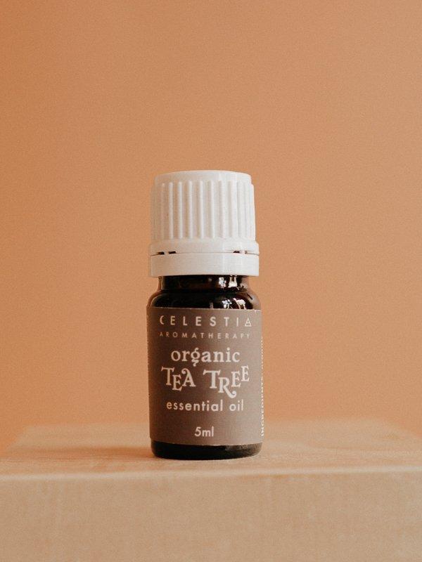 tea tree essential oil by celestia aromatherapy
