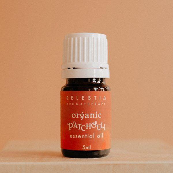 patchouli essential oil by celestia aromatherapy