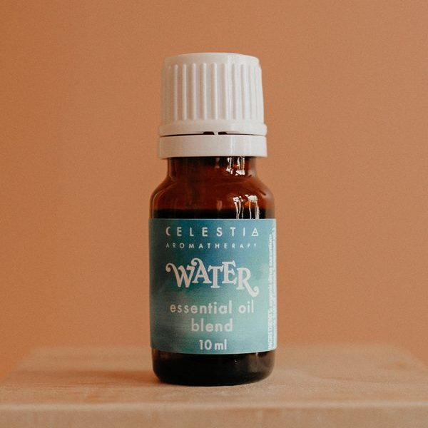 Water essential oil blend by celestia aromatherapy