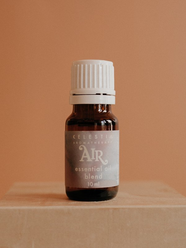 Air essential oil blend by celestia aromatherapy