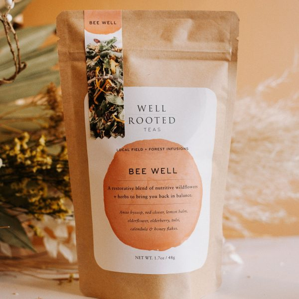Bee Well Tea from Well Rooted Teas