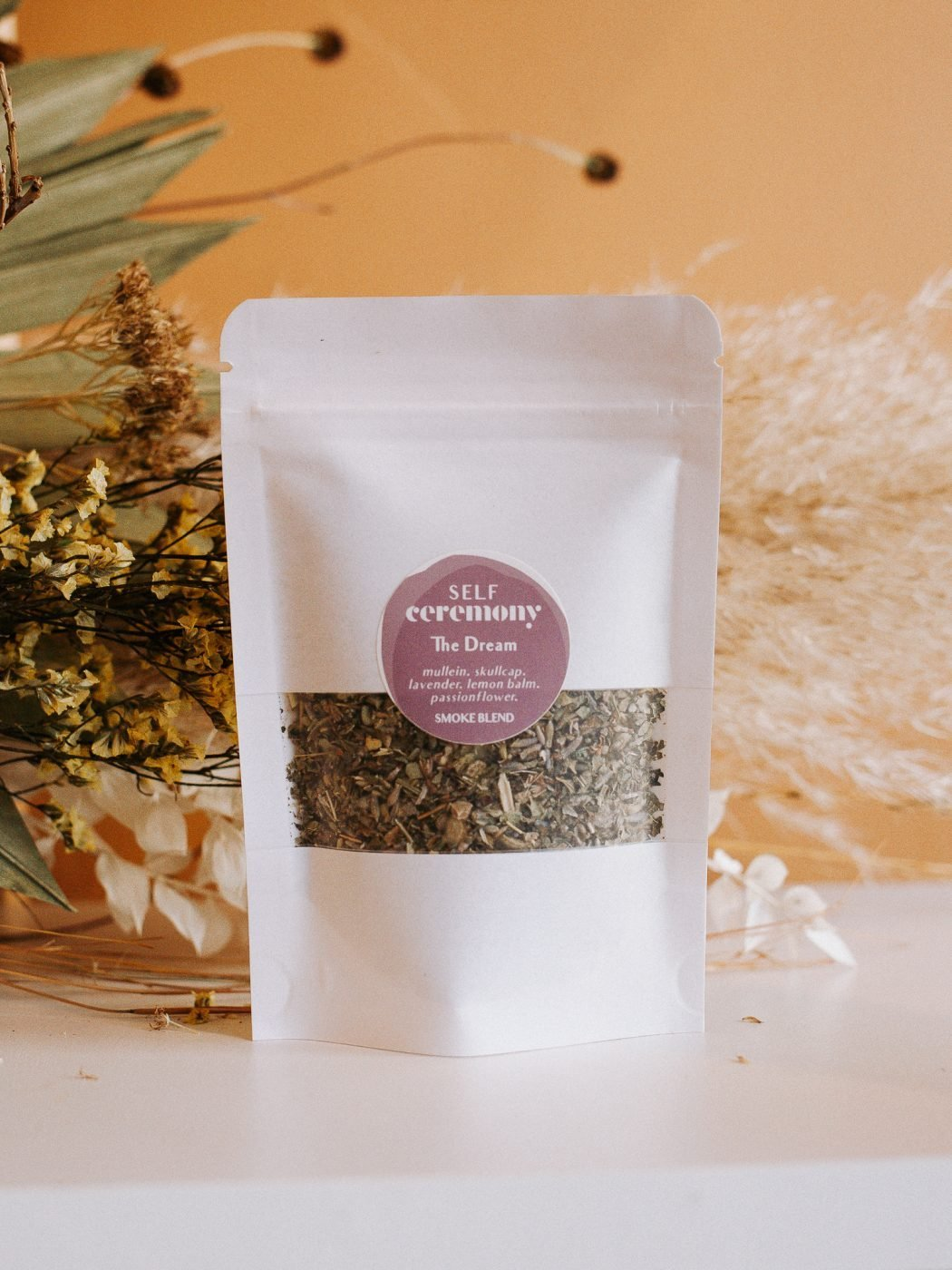 the dream herbal smoking blend by self ceremony