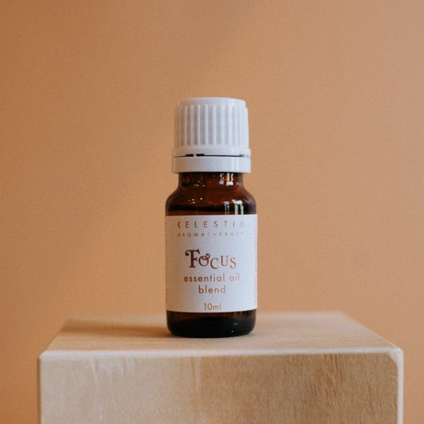 Celestia Aromatherapy Focus Blend essential oil