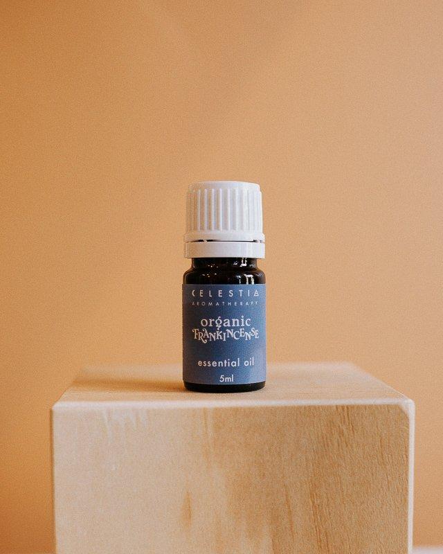 Celestia Aromatherapy Frankincense essential oil