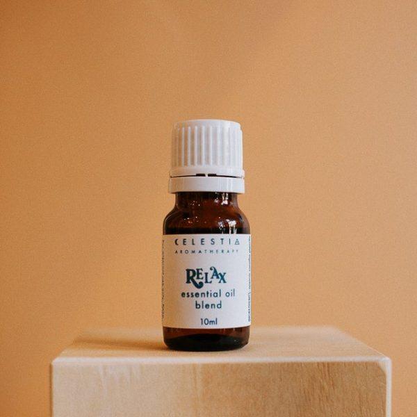 Celestia Aromatherapy Relax Blend essential oil