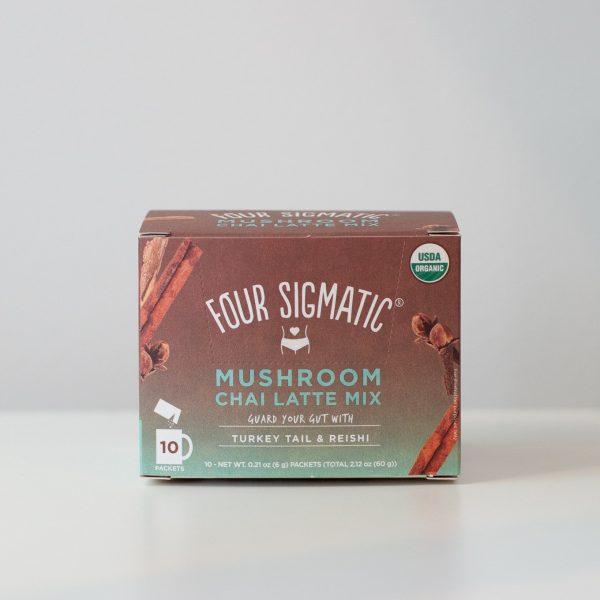 Four Sigmatic Mushroom Chai Latte Mix
