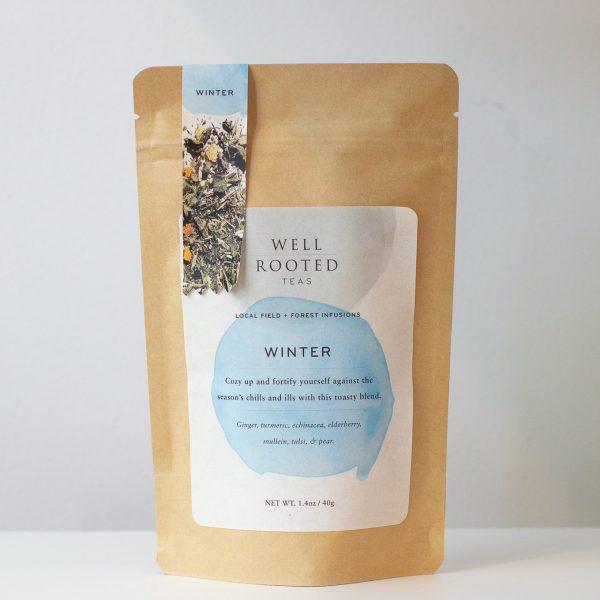 Local Minneapolis company Winter tea blend