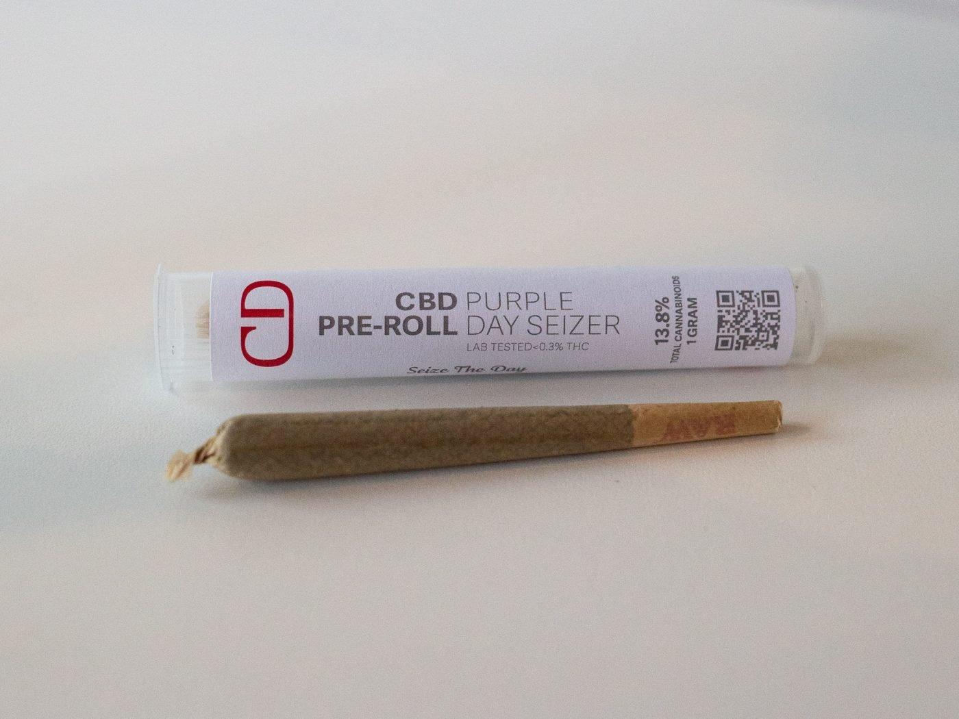CBD Pre roll joint