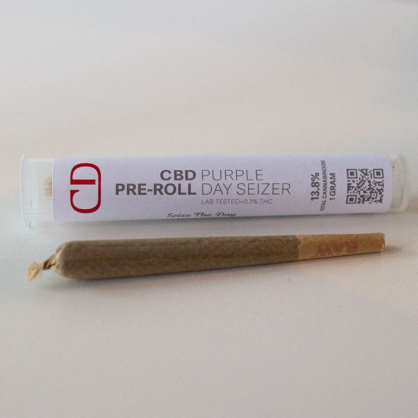 CBD Pre roll joint