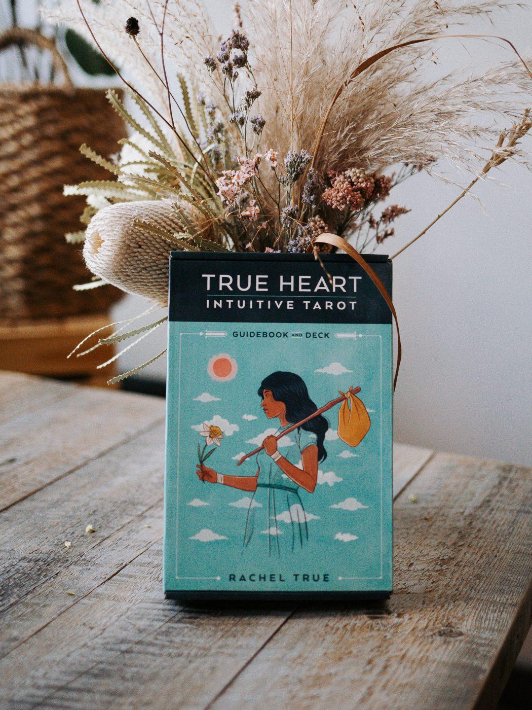 True Heart Intuitive Tarot by Rachel True