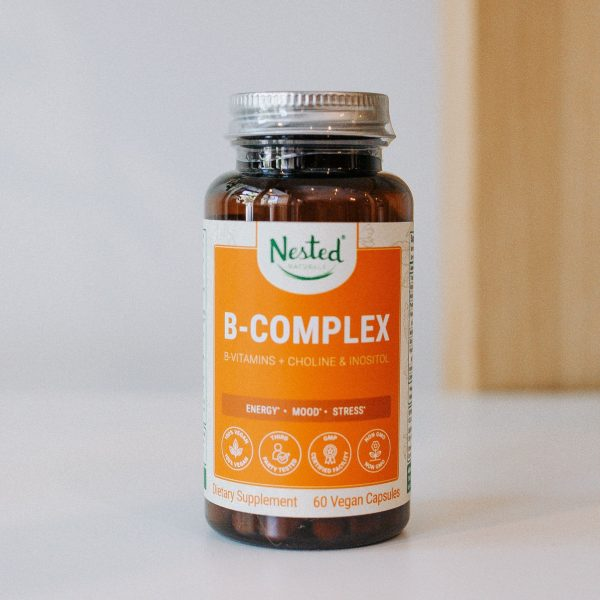 b-complex supplements from nested naturals