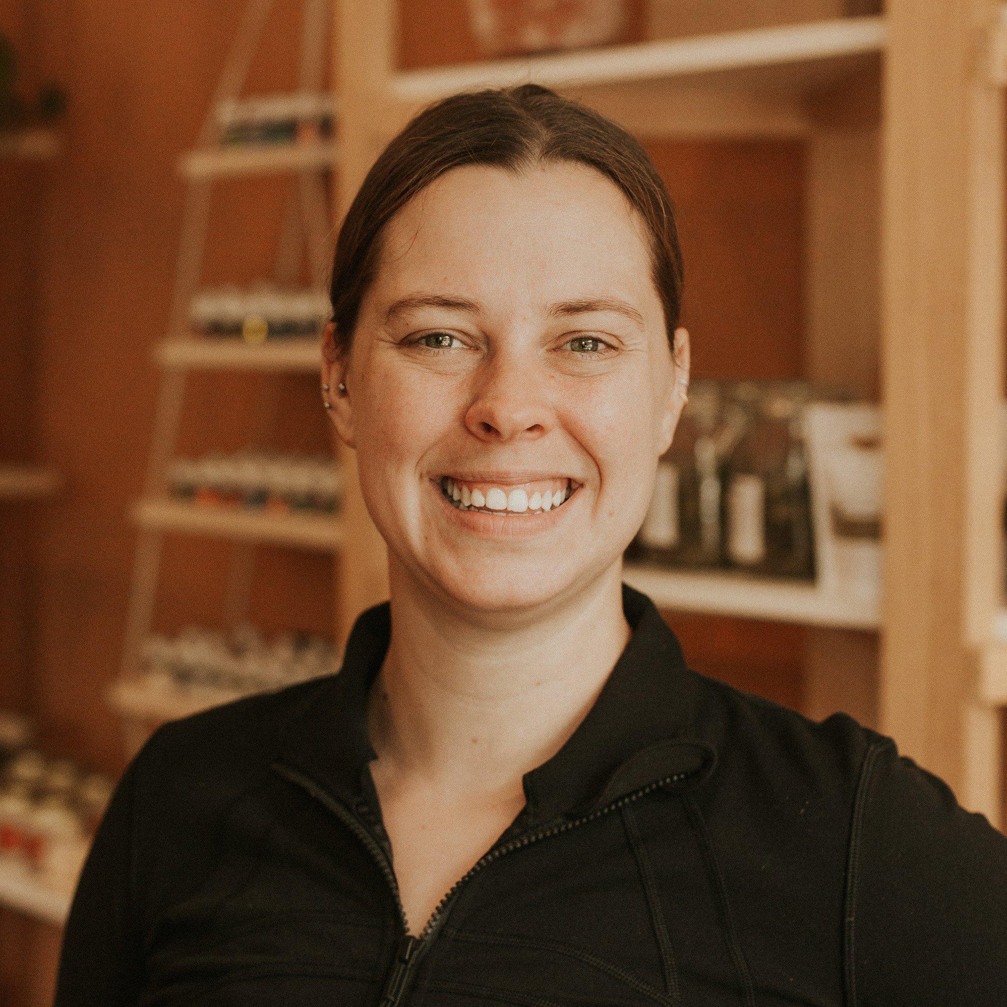 Meet our newest Yoga Teacher: Rebecca!