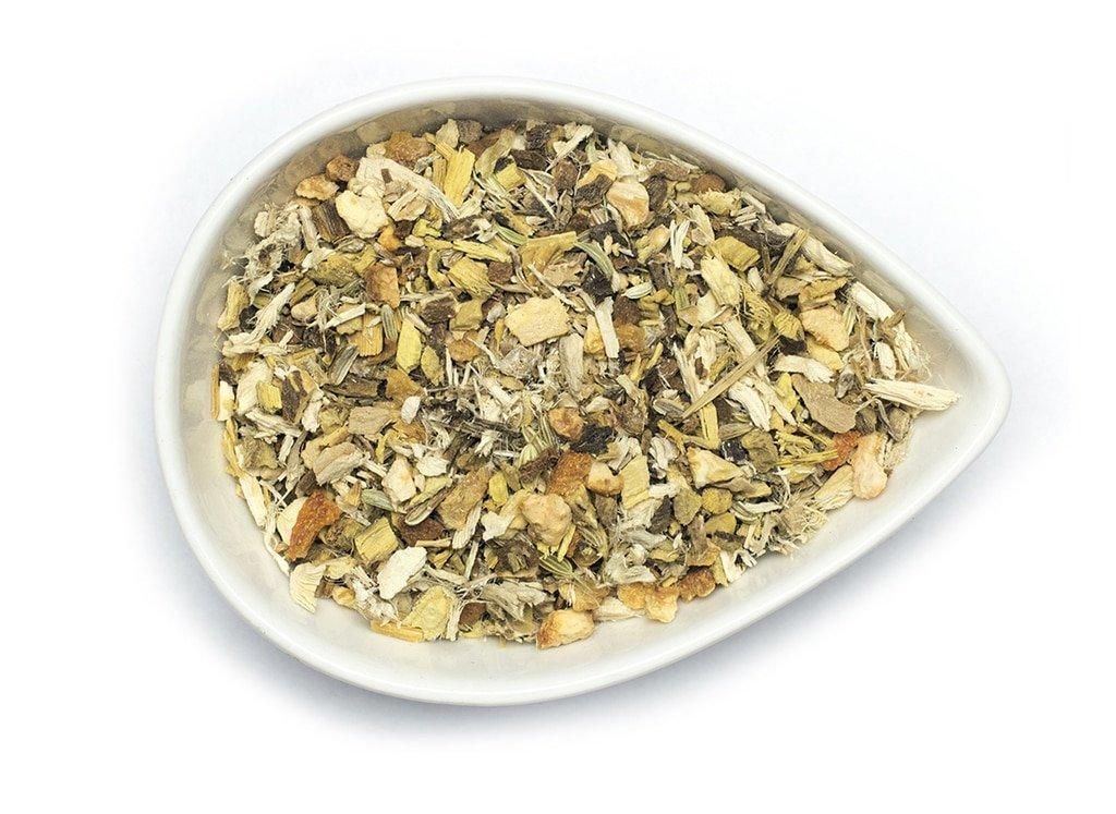 5th chakra tea blend