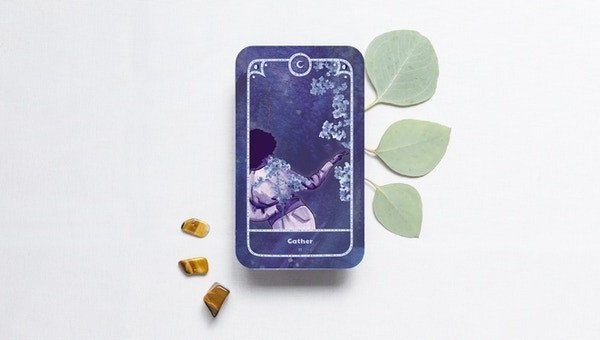 Photo of the Magick Moon Oracle Deck
