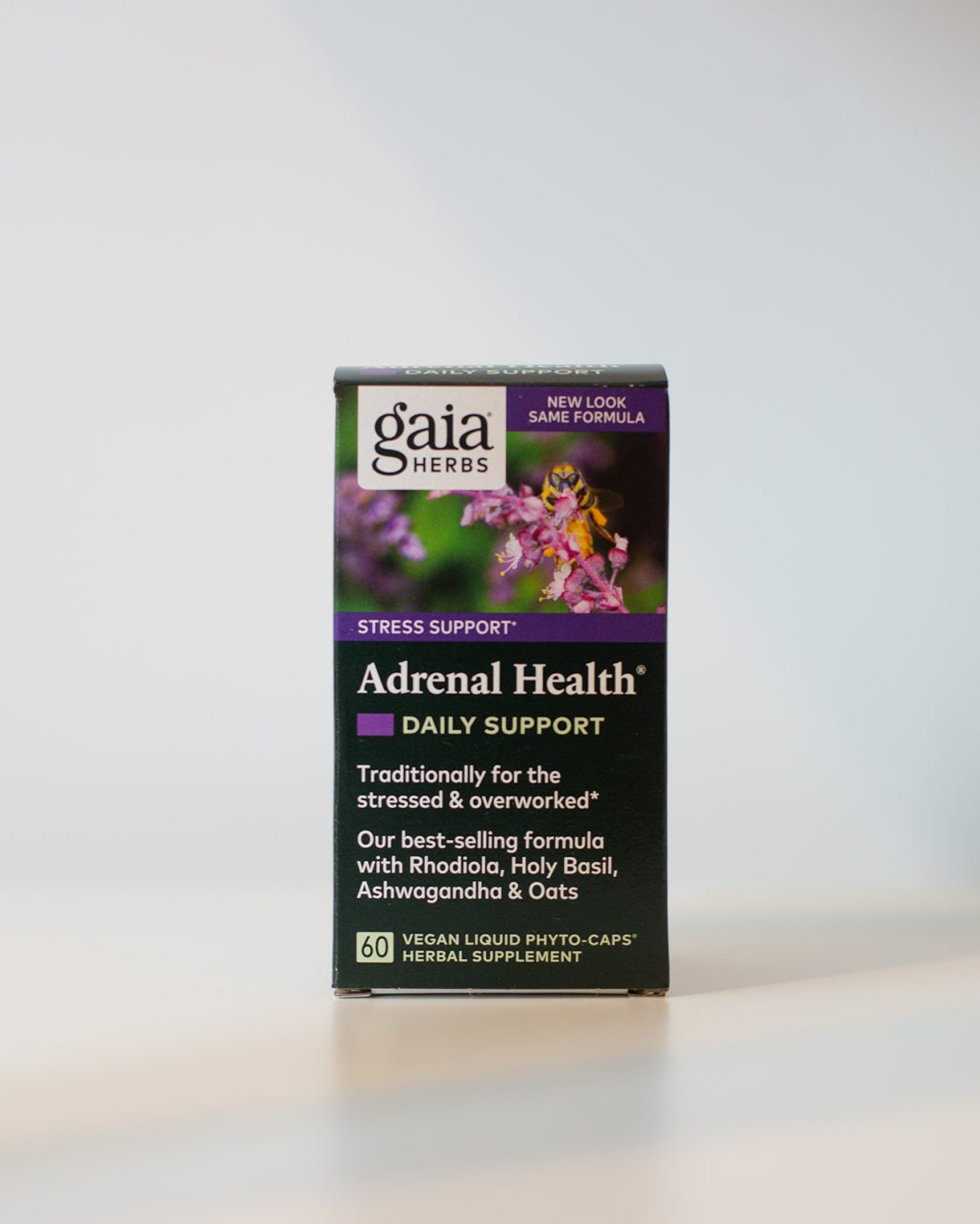 Adrenal Health Supplement Box