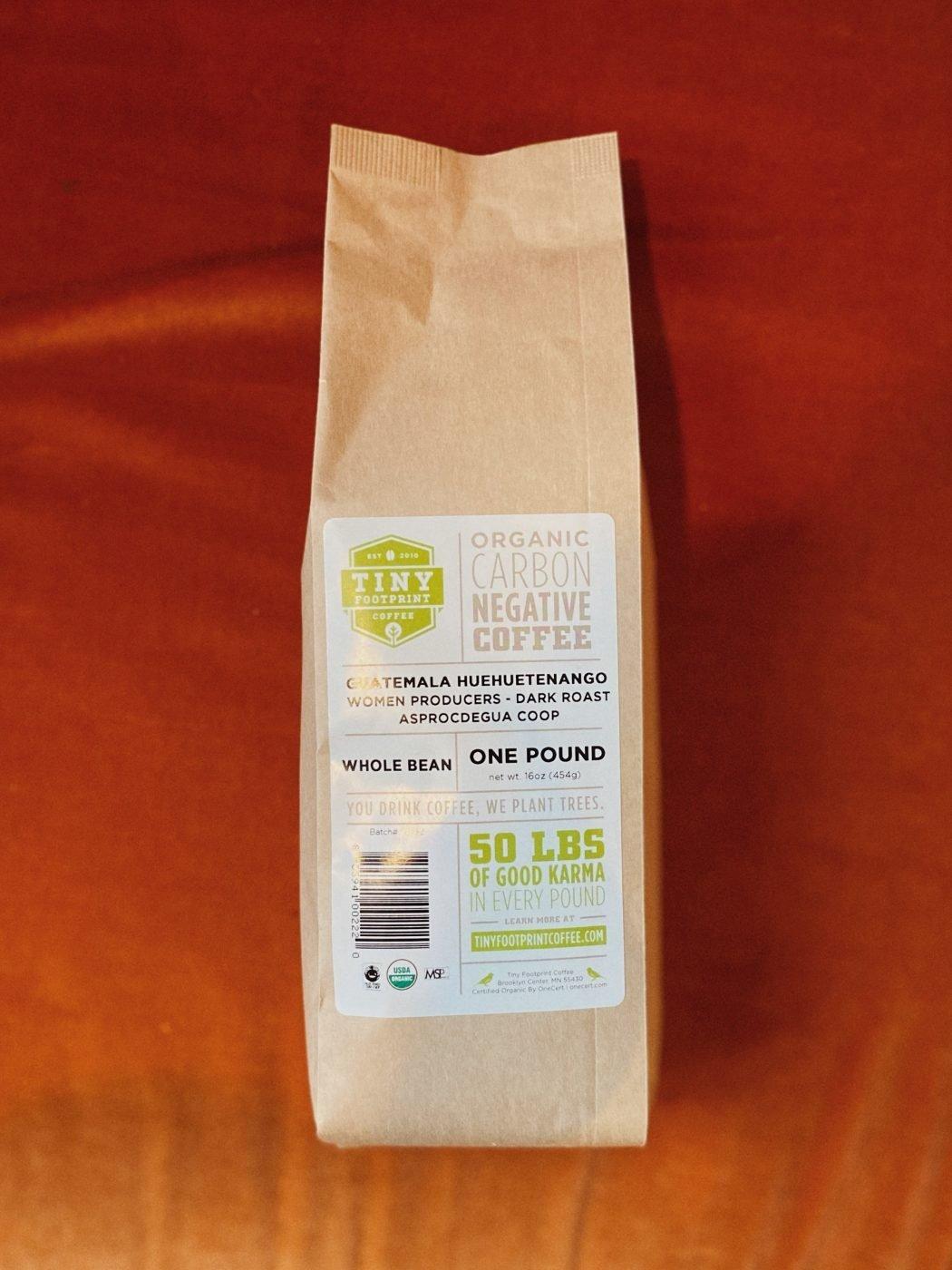 dark roast coffee from guatemeala