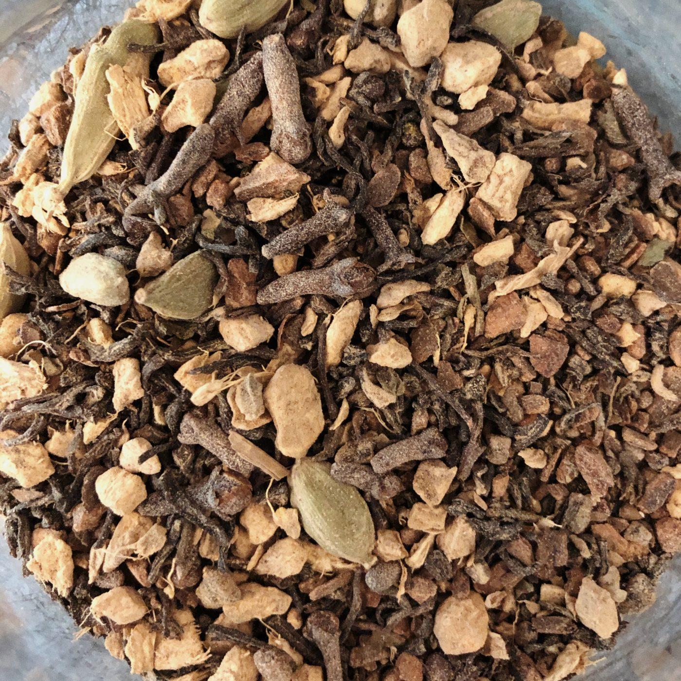 longevity chai tea blend