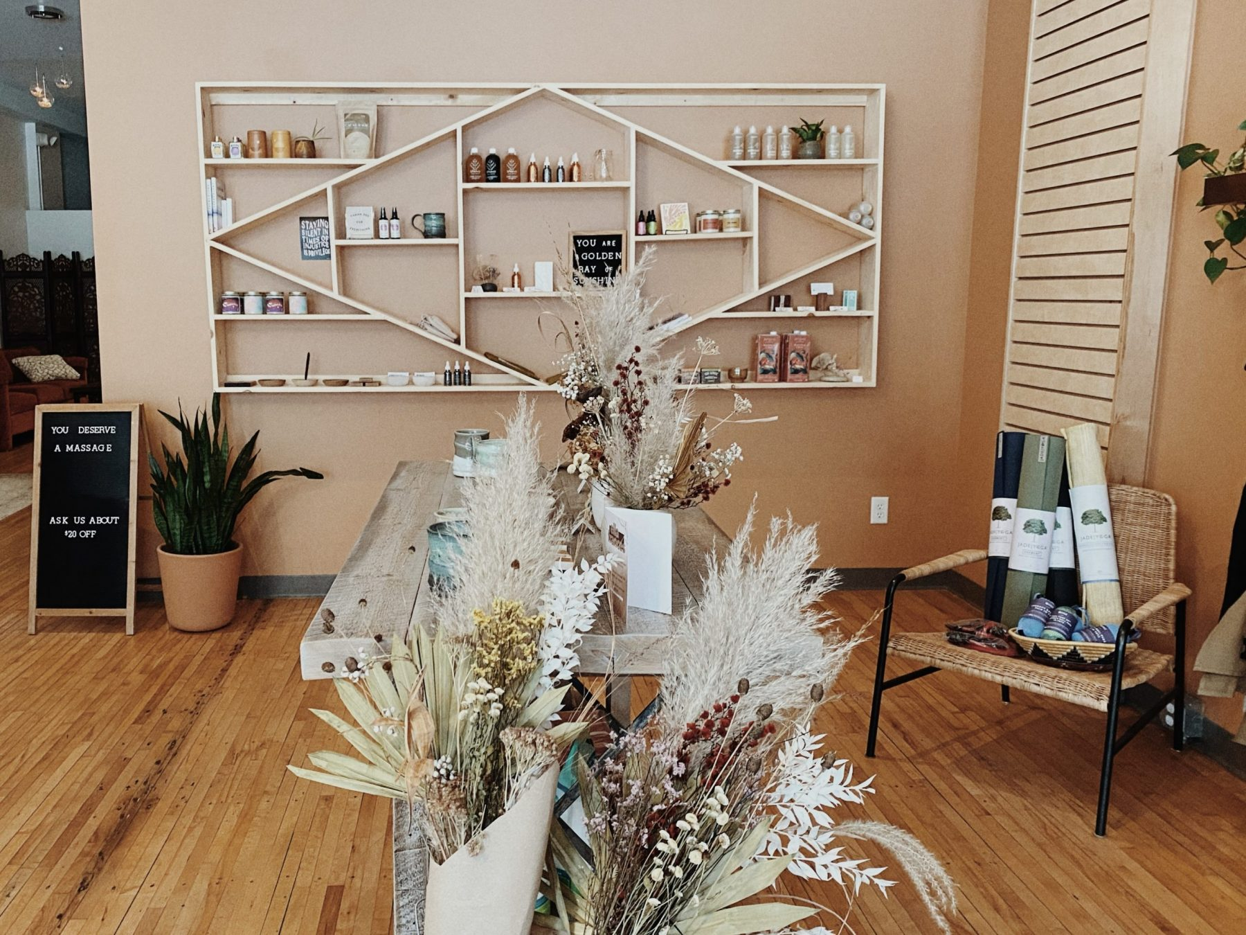 image of the Healing Elements shop