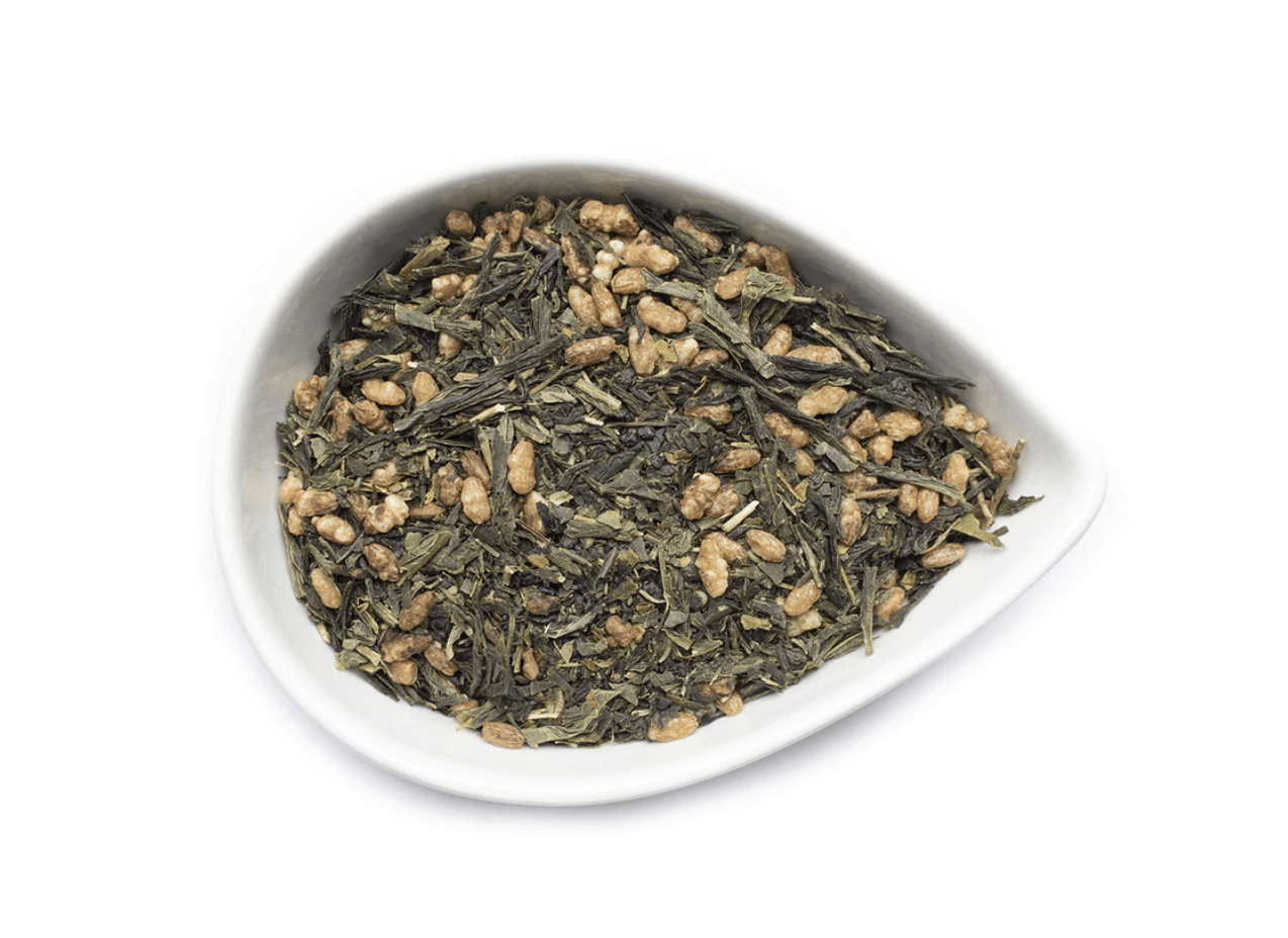 genmaicha green tea from mountain rose herbs