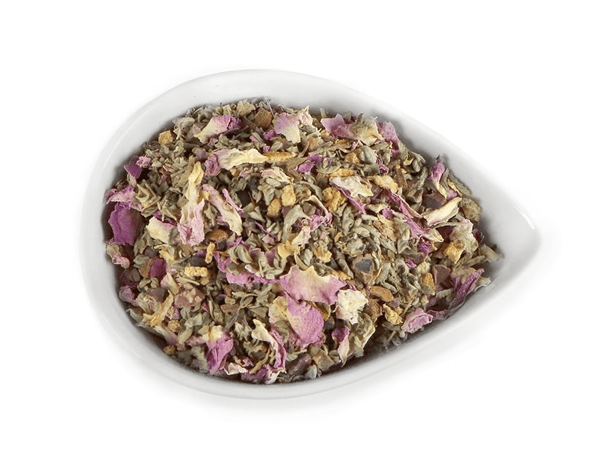 Love tea from mountain rose herbs