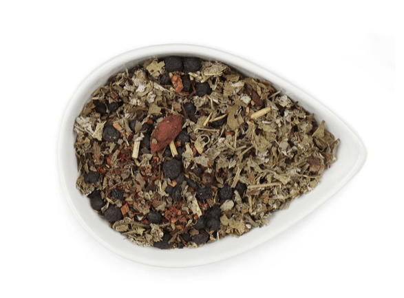 Berry Bramble Tea from mountain rose herbs