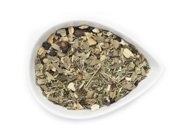 Organic grateful heart tea blend from mountain rose herbs