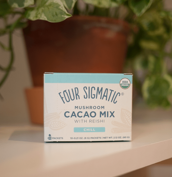 four sigmatic cacao mix