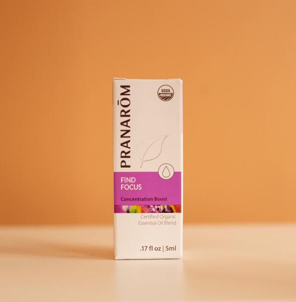 find focus essential oil from pranarom minneapolis