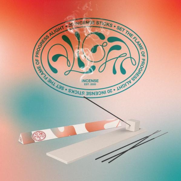 Palo Santo + White Sage + Sea Fennel Incense by Alight