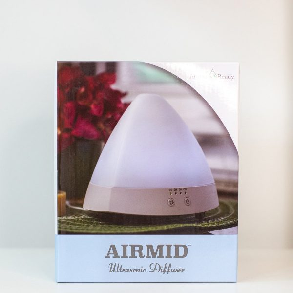 airmid ultrasonic diffuser made by aroma tools