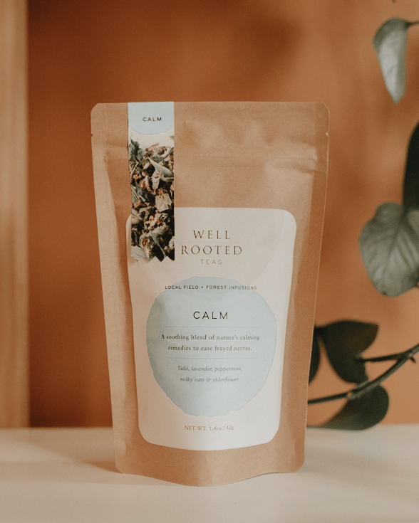 calm tea by well rooted