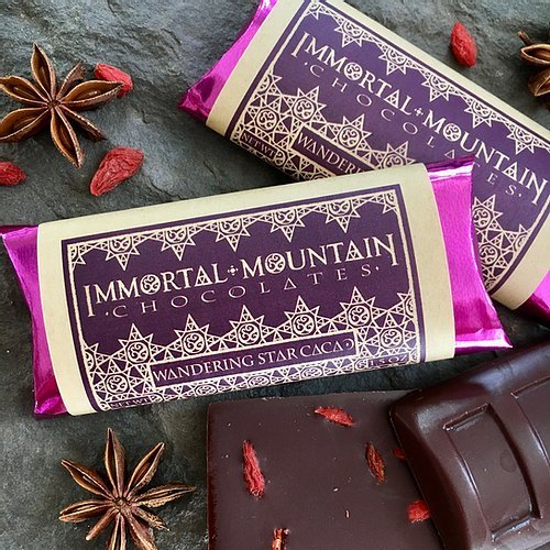 wandering star cacao from immortal mountain