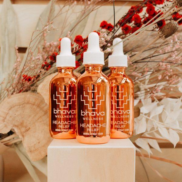 headache relief bhava wellness elixir