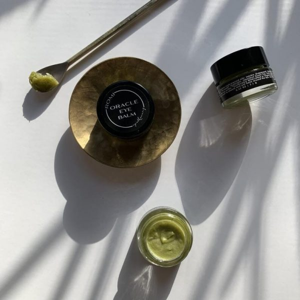 oracle eye balm from romi apothecary