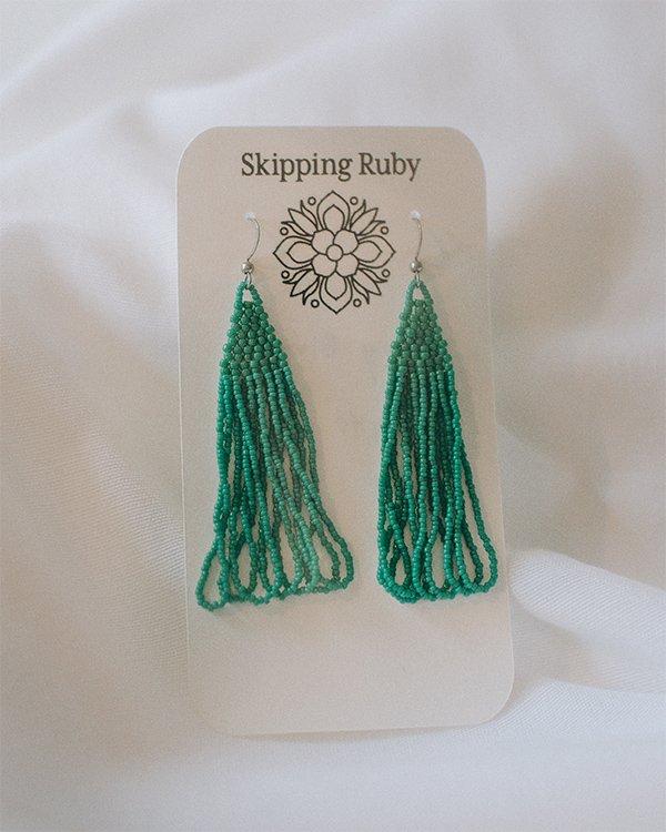 loopy-blue-earrings