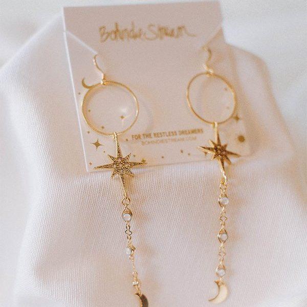 mercury-retrograde earrings
