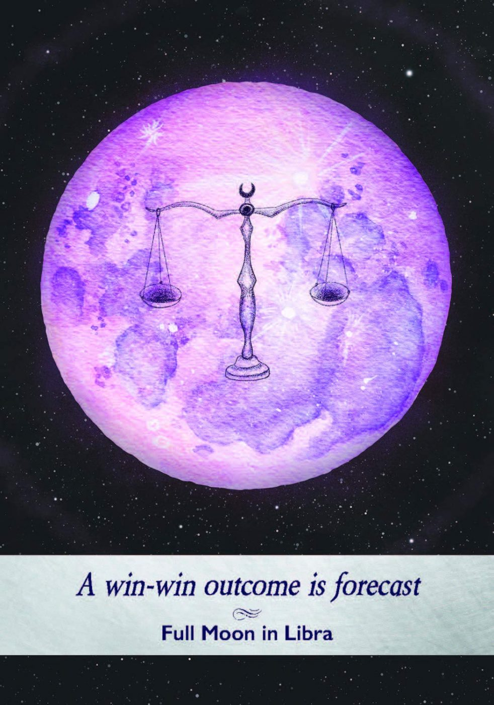 moonology full moon in libra card example