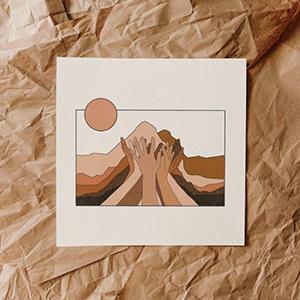 move mountains jess macy print