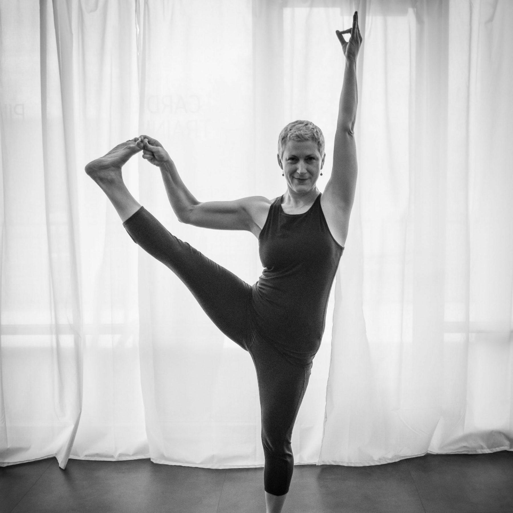 paula lindemann yoga teacher