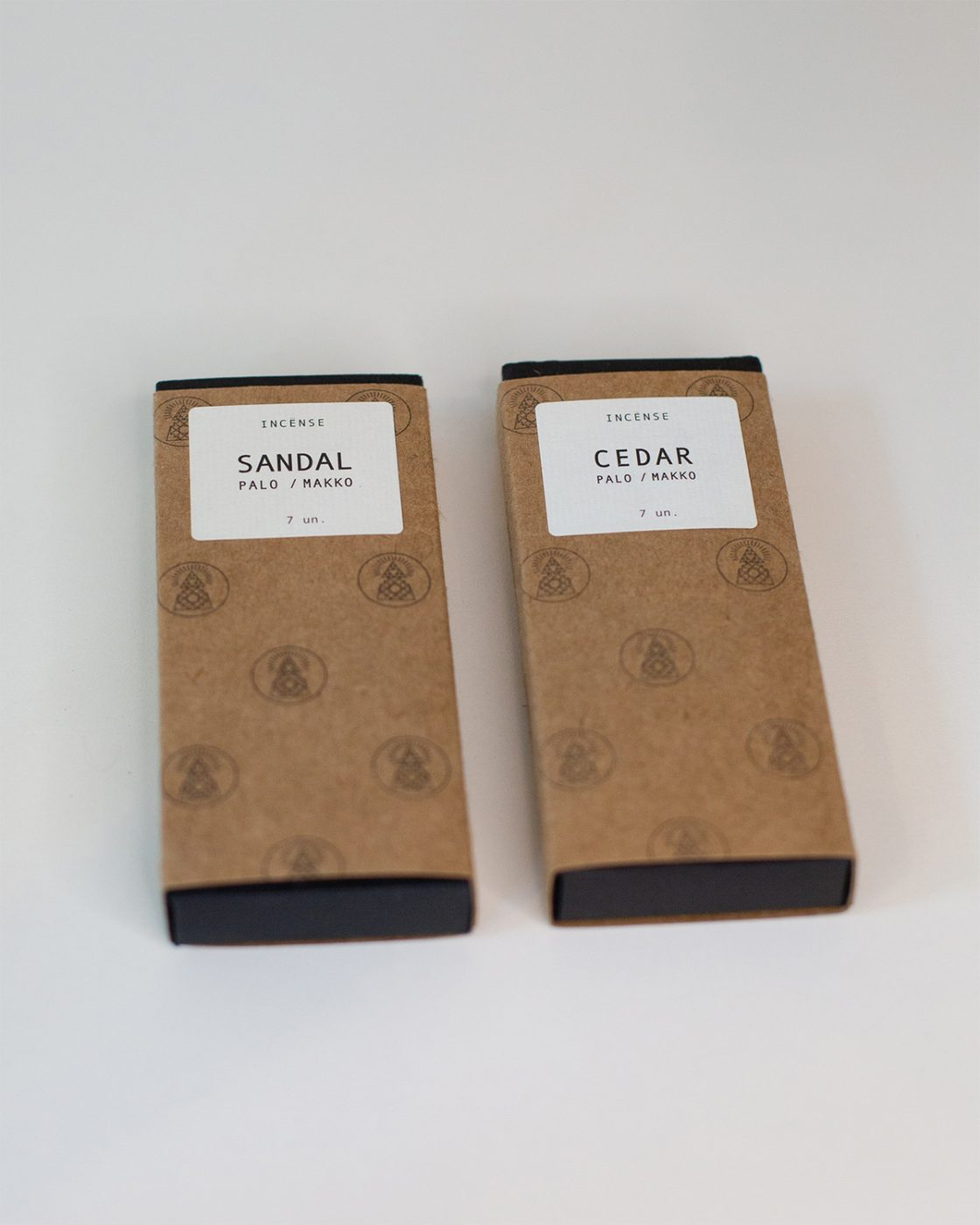 cedar and sandalwood makko incense