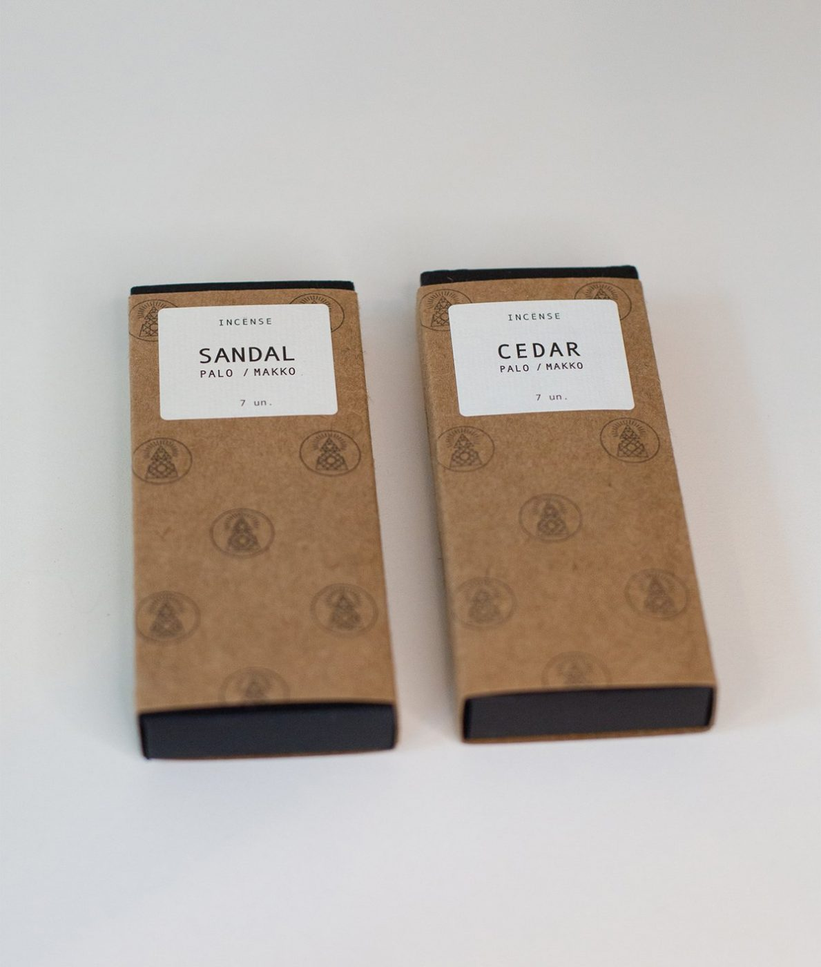 cedar and sandalwood makko incense