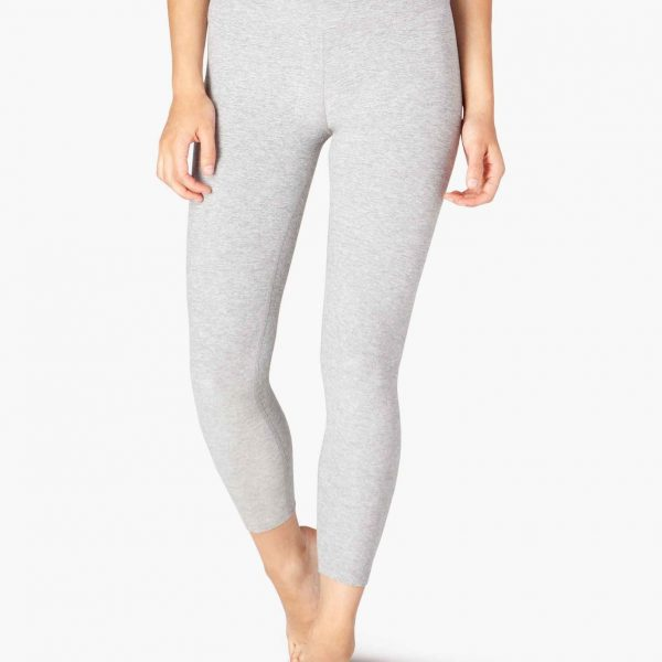 Beyond Yoga Silver Legging High Waisted